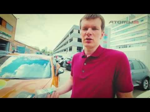 Атомиум и Эрик Давидыч: Smotra RUN 2015 - Warsaw (video 11)