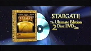 Stargate - The Ultimate Edition (2003) Promo (VHS Capture)
