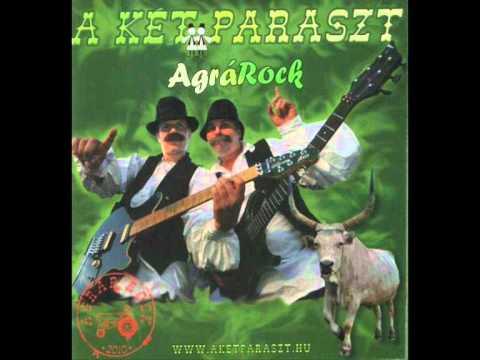 A Két Paraszt AgráRock A Füredi Annabálon