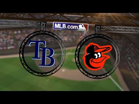 8/27/14: Smyly stifles Orioles en route to 3-1 win
