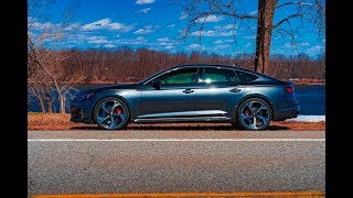 The BEST looking for $100K? | 2019 Audi RS5 Sportback - Short Film