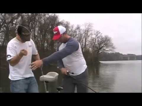 Alabama Rig Bass Fishing Show