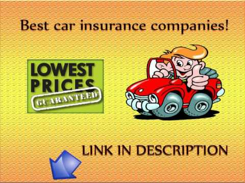 Car insurance quotes online [BEST PRICES]