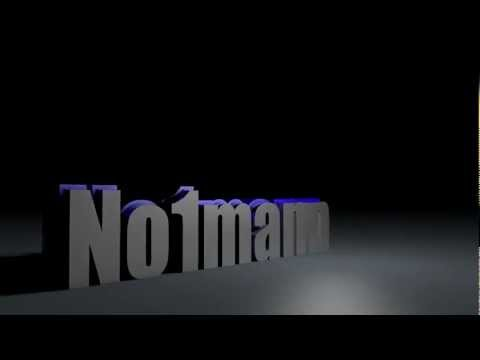 No1mann HD Intro – Cinema 4D