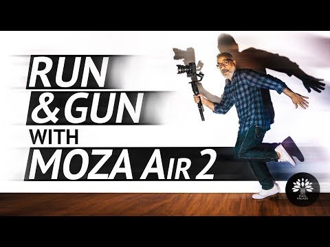 Moza Air 2 - Great Value for Money Gimbal. Review.