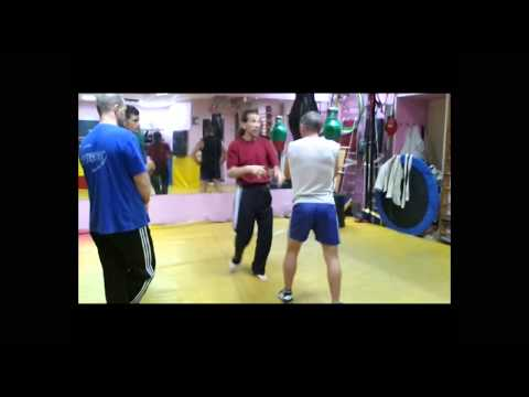 Russian Martial Arts. Self defense. Sambo. Vladimir Zyrianov. Toronto - Санкт-Петербург Image 1