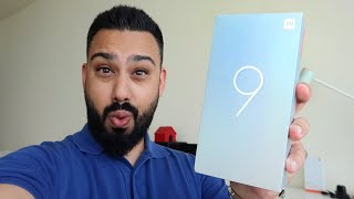 Xiaomi Mi 9 UNBOXING and REVIEW