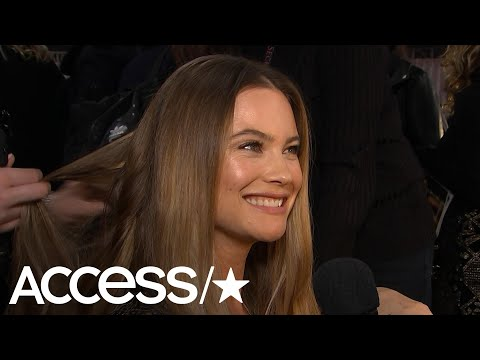 Behati Prinsloo Says Returning To The VS Fashion Show After Giving Birth Feels 'Amazing' | Access
