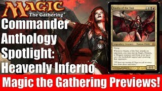 MTG Commander Anthology: Heavenly Inferno!
