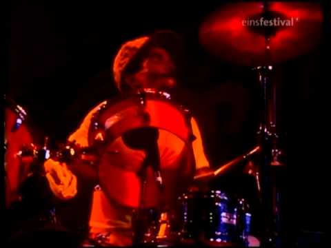 Bob Marley & The Wailers Rockpalast 6-13-1980