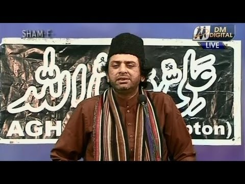 Allama Nasir Abbas[shaheed] Of Multan | Jashan Shaam-e-qalandar | Dm Digital Tv (08 05 2013) video
