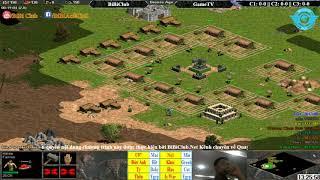 AoE 44 Random BiBiClub vs GameTv ngày 2-12-2017