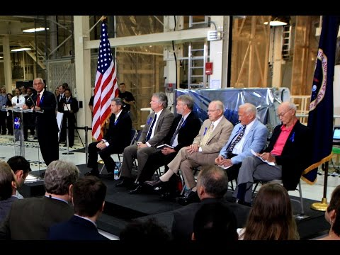 Historic NASA Facility Named for Neil Armstrong