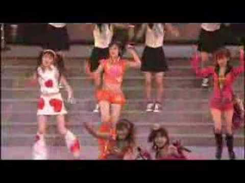 H!P Winter 2008 - Renai Sentai Shitsu Ranger (live)
