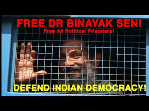 Free Binayak Sen Yeh Hosla Kaise Jhuke.flv