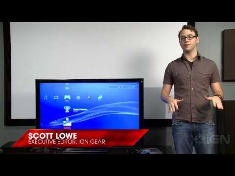 How to Set Up PS3 3D Guide