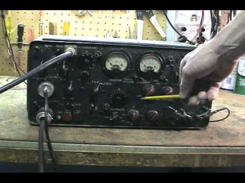 TBX-6 Military Radio Introduction & Demonstration- Part 1