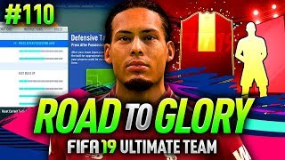 FIFA 19 ROAD TO GLORY #110 - NOT AGAIN?!