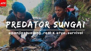 Predator Sungai - Tyo Survival & Panji Petualang