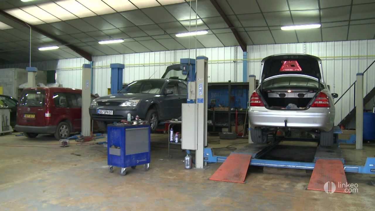 Garage joubert carrosserie m canique v hicules d for Garage automobile paris 16