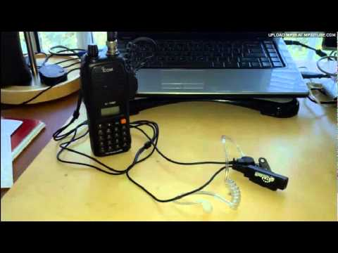 2M Amateur Radio Conversation Between Me and KC7OKV on the Mike & Key Repeater (01/12/2012)