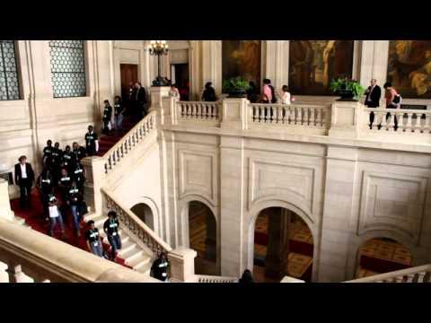 Academia Ubuntu no Tributo da Assembleia da República a Nelson Mandela