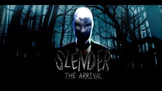 The MOST scared I have been!!! :´( | Slender: The arrival horror game Part 1