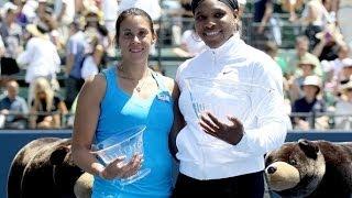 Serena Williams vs Marion Bartoli Stanford 2011 Highlights