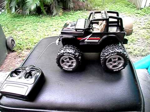 Nikko Jeep Wrangler 1:19 Review Part 1
