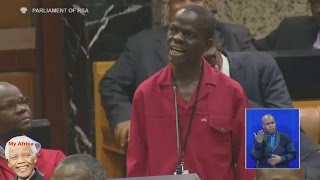 Racism In Parliament. Funny Or Not?