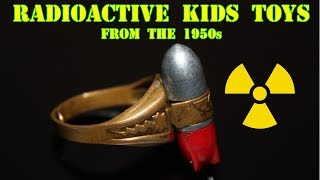 when Cereal was almost an Atomic Weapon [Dangerous Radioactive kids toys]