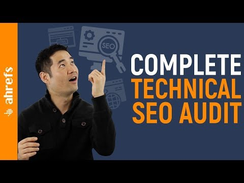 SEO Audit: How to Fix Your Website's Technical SEO Issues (Tutorial)