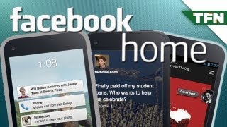 Facebook Home is the Facebook Phone... Sorta