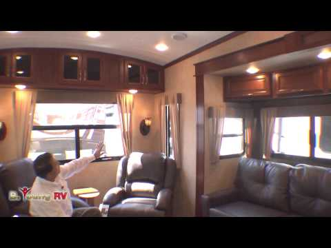 Stock #2661 2014 29-foot Bay Hill 5th Wheel (Frank Biggs)