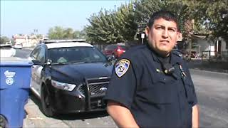 Officer Coming And Going;Being Reckless(Chickens With No Head)-1st Amendment Audit