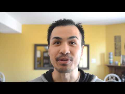 Filipino tries to grow a beard