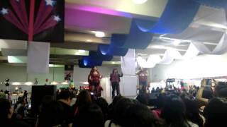 Dance cover hate 4M JFest abril México 2016