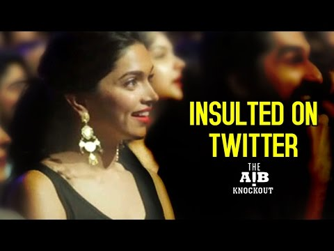 AIB Knockout CONTROVERSY | Deepika Padukone, Sonakshi, Alia, Karan INSULTED on TWITTER
