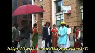 Nayanthara -- Making of Super Movie Song