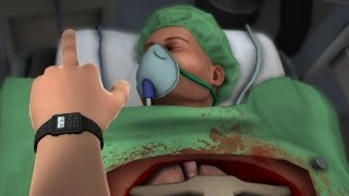 DR. DEATH (Surgeon Simulator 2013 Live Stream)