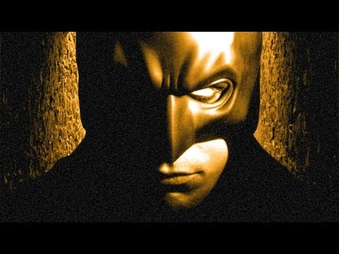 THE BATMAN (The Hidden)