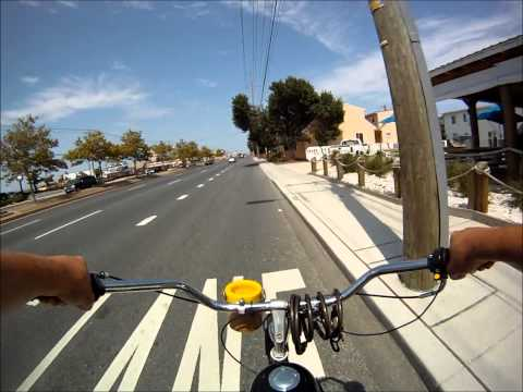 Motorized Beach Cruiser 66cc