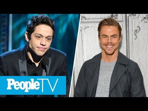 Pete Davidson's Ex Reacts To Engagement News, Derek Hough On His First Solo Tour | PeopleTV