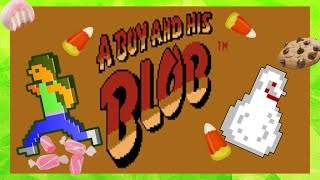 A boy and his blob - (Not so) CLASSIC Games!