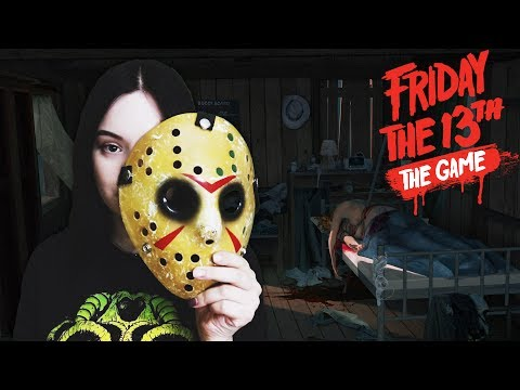 🔥 [FRIDAY 13th: THE GAME] ВНЕЗАПНАЯ ПЯТНИЦА 🔥