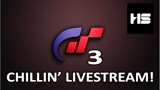 CHILLIN' & RACING WITH HOTSTONE! GRAN TURISMO 3 A-SPEC PASSAGE TO COLOSSEO 2 HOURS  LIVESTREAM!