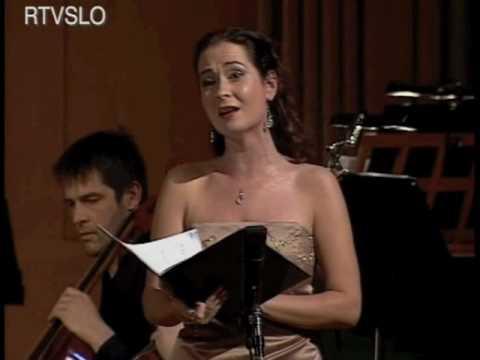 Vivaldi -  ''Nulla in mundo pax sincera''  (with soprano Zinovia Zafeiriadou Vidovic)