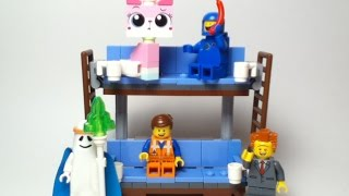 The Lego Movie - Double-Decker Couch Review