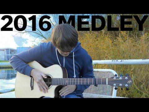 2016 Medley - Eddie van der Meer - Fingerstyle Guitar