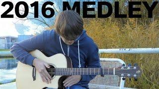 2016 Medley - Eddie van der Meer [Fingerstyle Guitar]